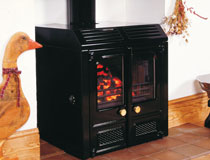 Charnwood woodburning stove parts